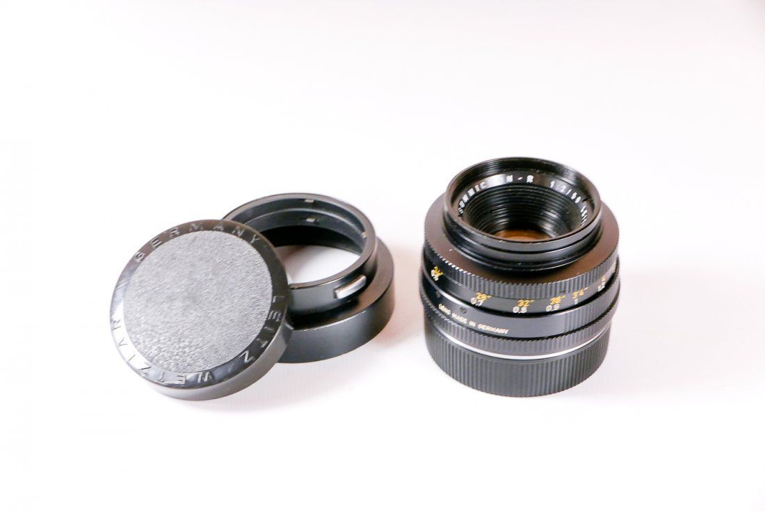 Leica Salesman Leicaflex Presentation Case - 10