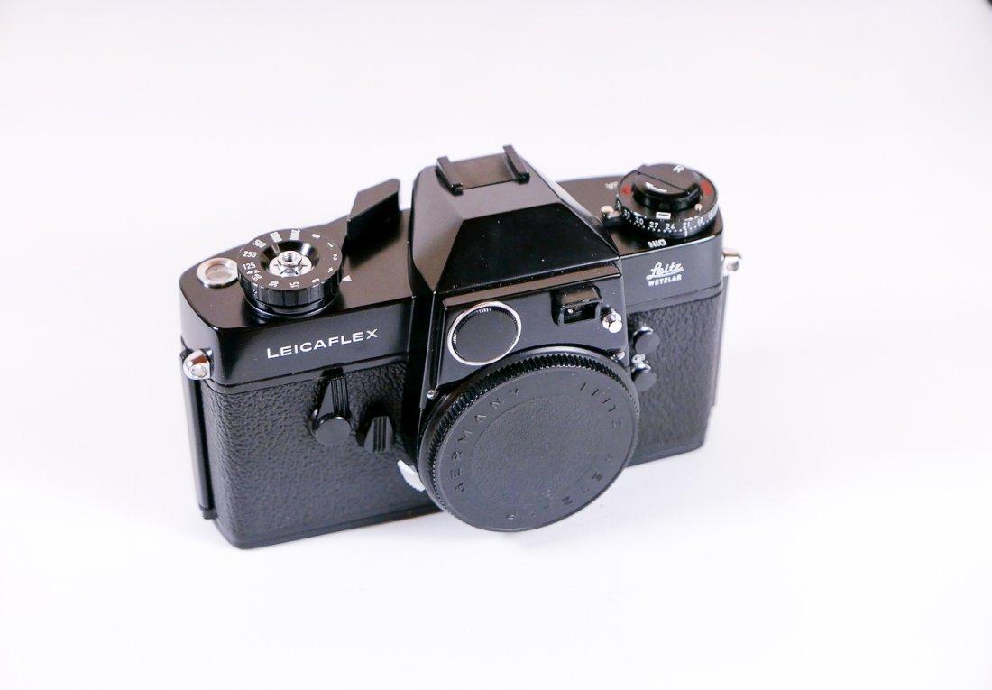 Leica Salesman Leicaflex Presentation Case - 4