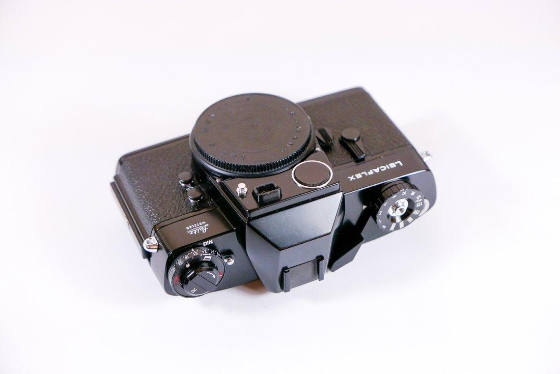 Leica Salesman Leicaflex Presentation Case - 5