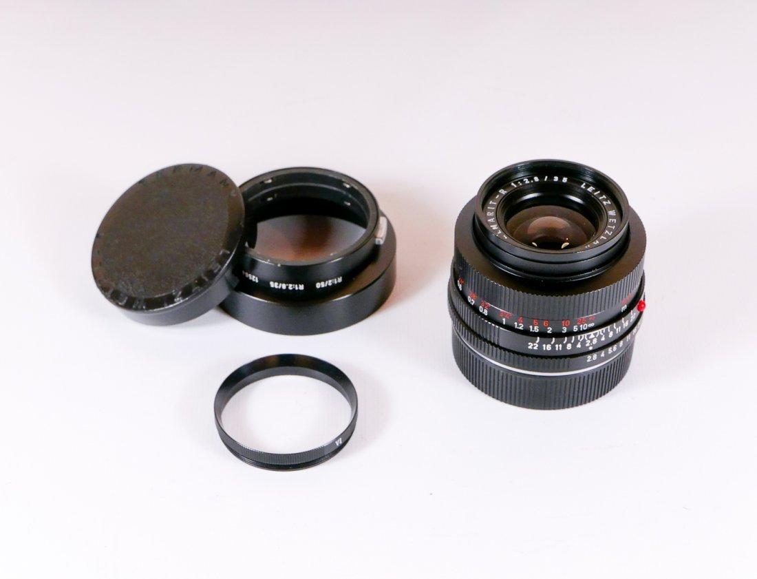 Leica Salesman Leicaflex Presentation Case - 8