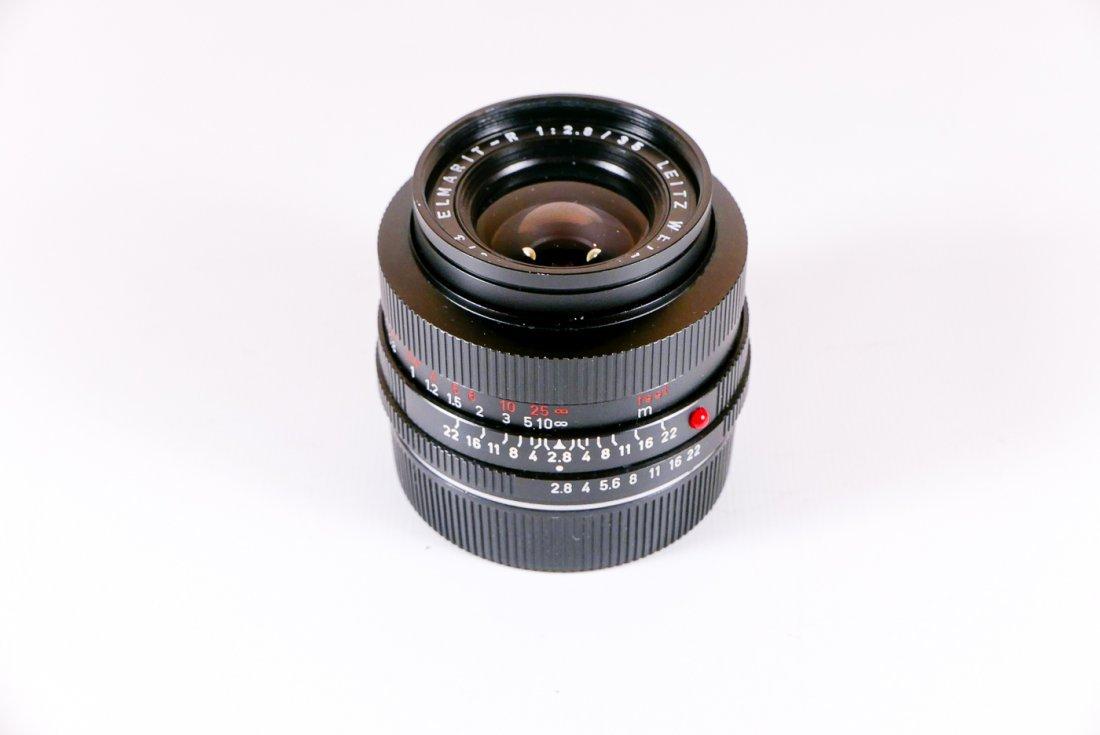 Leica Salesman Leicaflex Presentation Case - 9