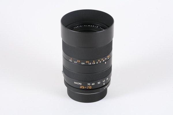 85: 35-70mm f4 Vario-Elmar-R for Leica R. Nr. 3831540