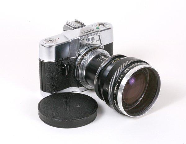 3: Voigtlander Ultramatic CS Nr.  24964/5  with 36-82mm