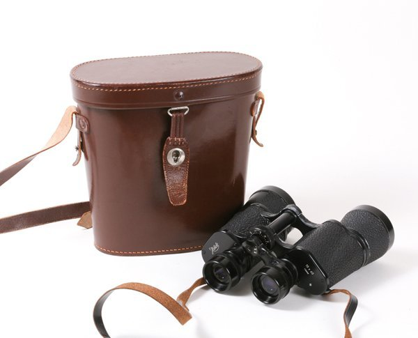 4: Swarovski 10x40 Habicht  Binoculars Nr. 13089.