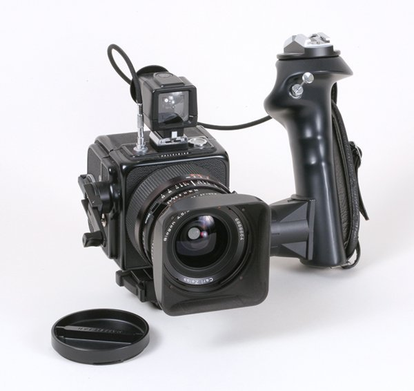 162: Hasselblad SWC/M Black with 38mm Biogon f4,5.