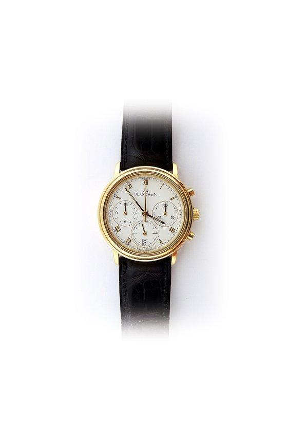 Blancpain Villeret Chronograph,