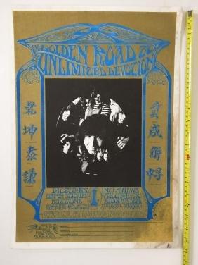 Grateful Dead Fan Club Poster