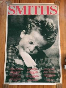 Smith Subway Concert Promo Poster