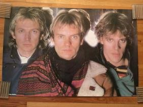 The Police Promo Poster