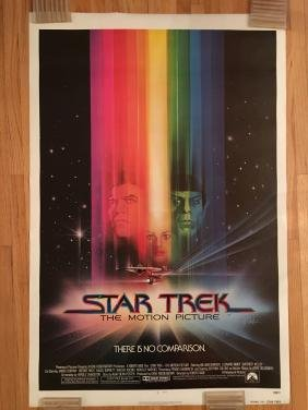 Star Trek The Motion picture Movie Poster