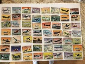 WINGS COLLECTOR CARD SET