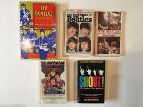 5 Beatles Books