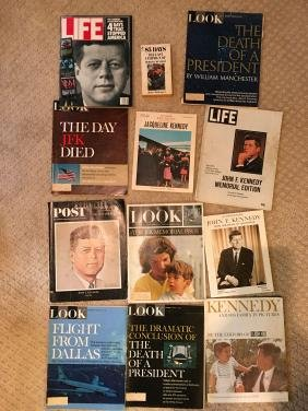THE DEATH OF JFK COLLECTION