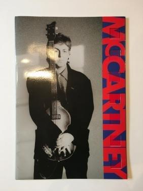 Paul McCartney Tour Book