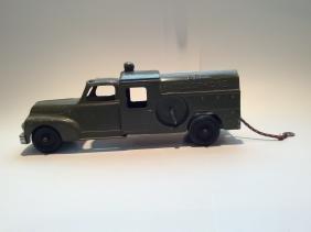 Vintage Hubley Kiddie Toy Bell Telephone Green Utility