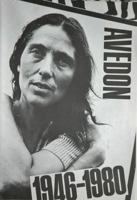 AVEDON, Richard.  Avedon, 1946-1980, Art Museum