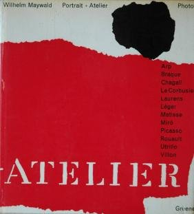 MAYWALD, Wilhelm. Portrait and Atelier