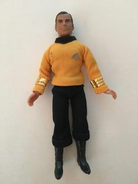 1974 Mego Corp Star Trek Doll with clothes