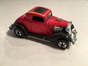 Mattel Hot Wheels Hot Rod 1970