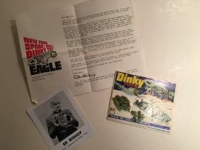 DINKY CLUB OF AMERICA - Letter and more