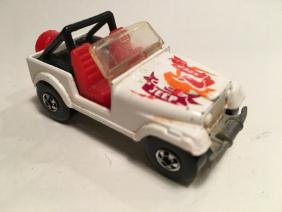 Mattel Hot Wheels Jeep