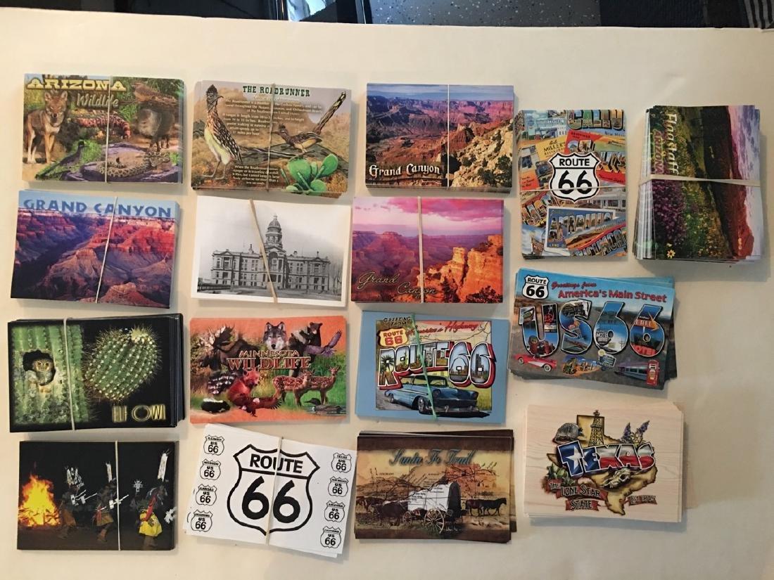 POSTCARD LOT #2 - OVER 400+ CARDS !