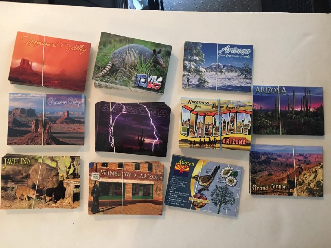 POSTCARD LOT #3 - OVER 400+ CARDS !