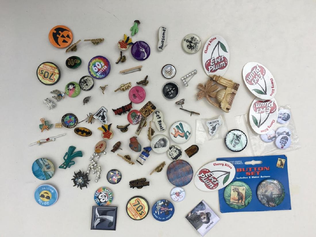 PIN COLLECTION !  Vintage to modern