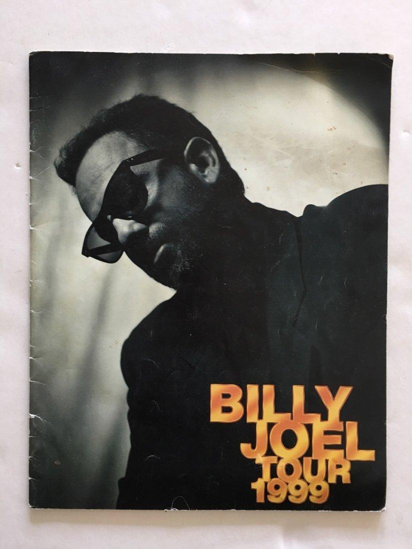 BILLY JOEL TOUR GUIDE 1999