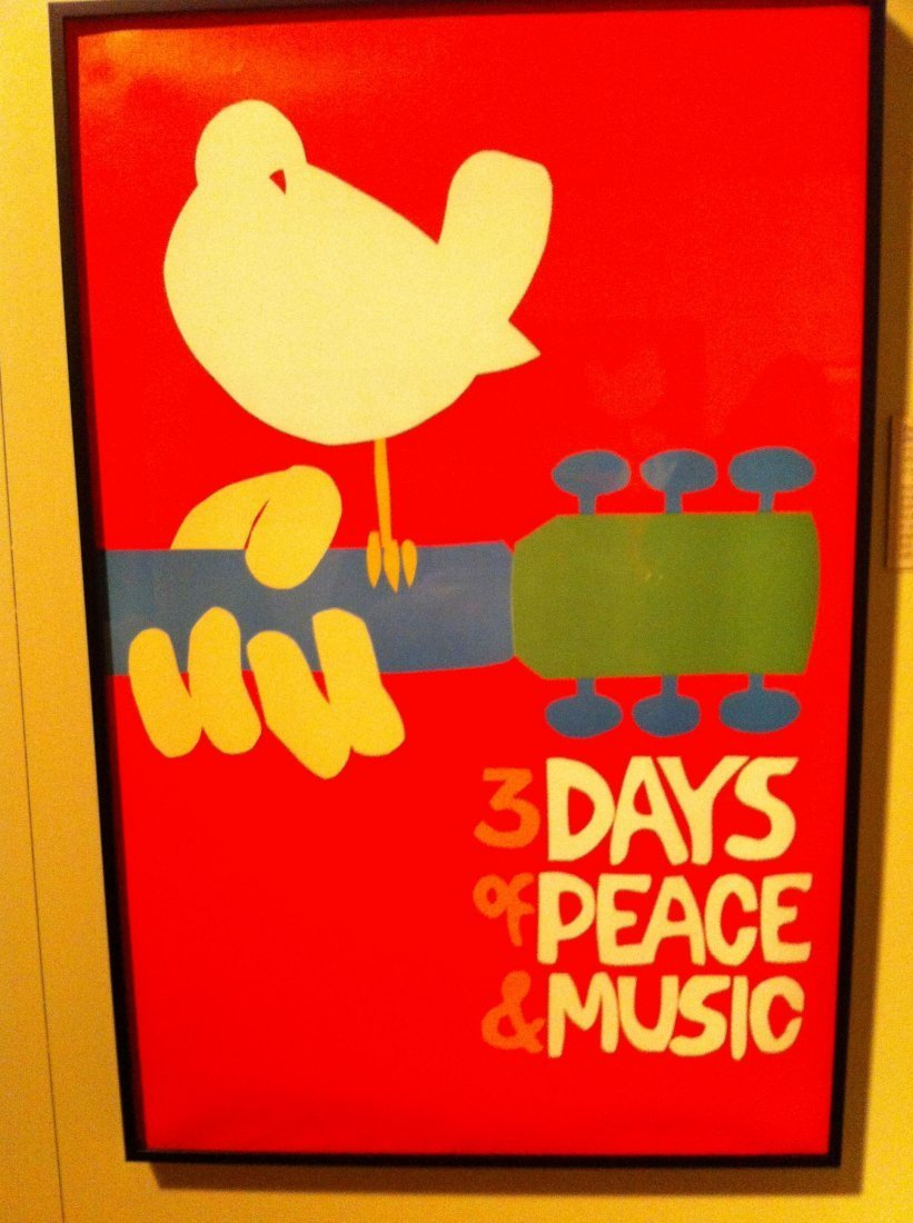 ONE OF A KIND - ARNOLD SKOLNICK OWNED WOODSTOCK BLANK