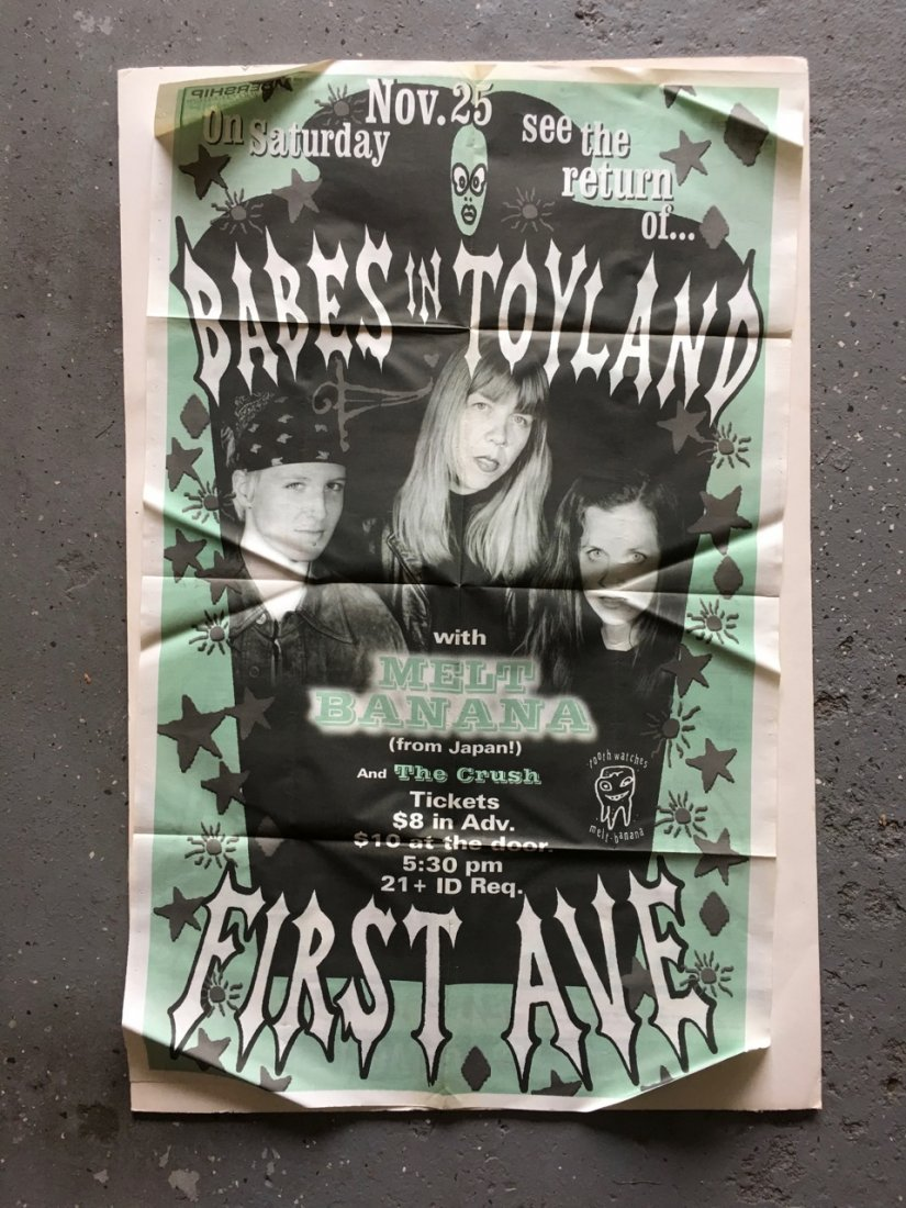 BABES IN TOYLAND AT 1ST AVE - MINNEAPOLIS