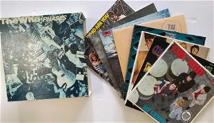 THE WHO - PHASES - BOXED SET