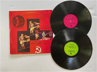 Bruce Springsteen - Corn In The USSR II BOOTLEG