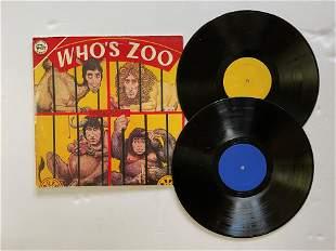 The Who - Whos Zoo BOOTLEG