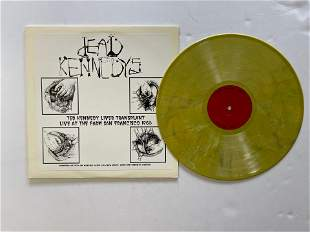 Dead Kennedys - Ted Kennedy Liver Transplant COLORED