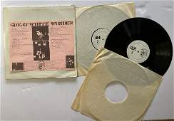 RARE BOB DYLAN GREAT WHITE WONDER BOOTLEG - 1st