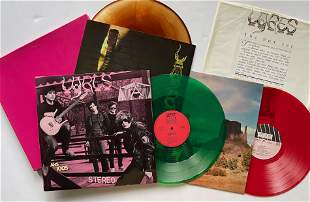 Lyres - The Box Set. - COLORED VINYL