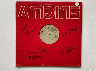 SIGNED - The Smithereens - Time And Time Again