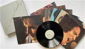 Elvis Presley - 25 Anniversary BOXED SET - 8 ALBUMS