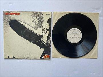 RAREST OF RARE  Led Zeppelin TEST PRESSING