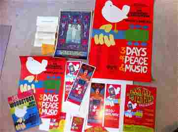 167: WOODSTOCK COLLECTION