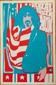 ZAPPA ! - 1967 SUMMER OF LOVE HIPPY POSTER