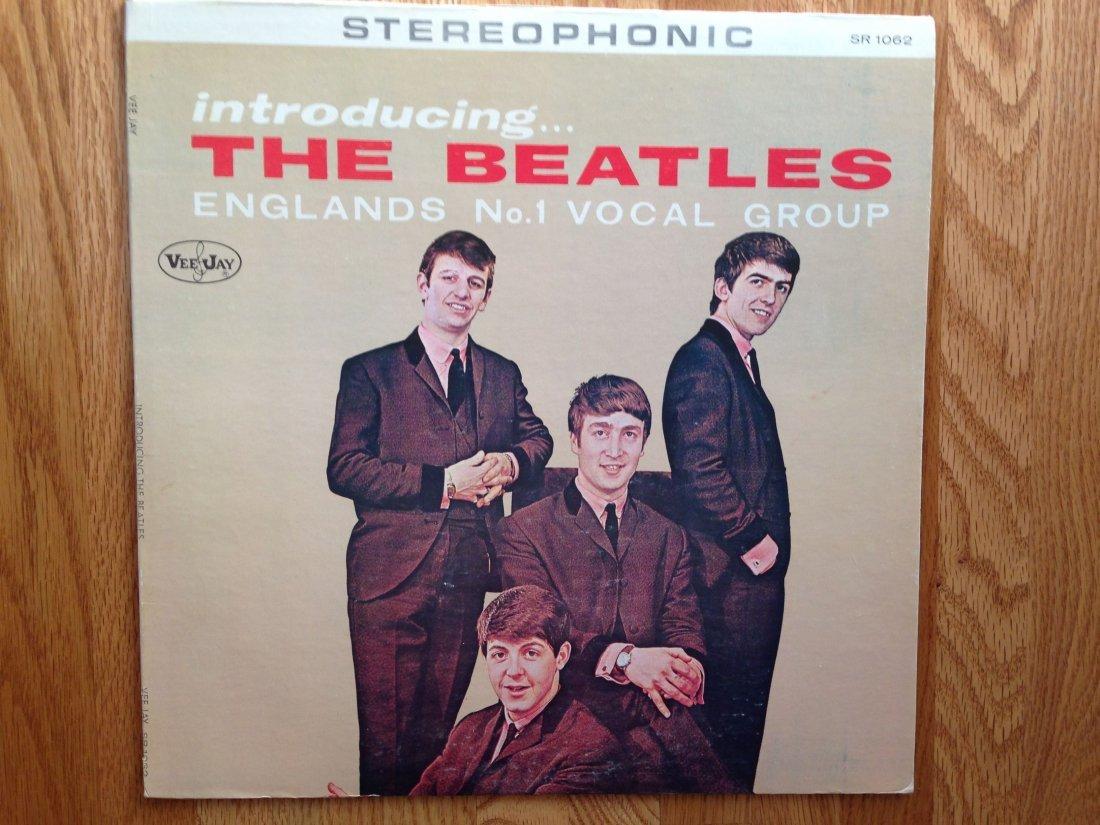 INTRODUCING THE BEATLES - Album SR 1062