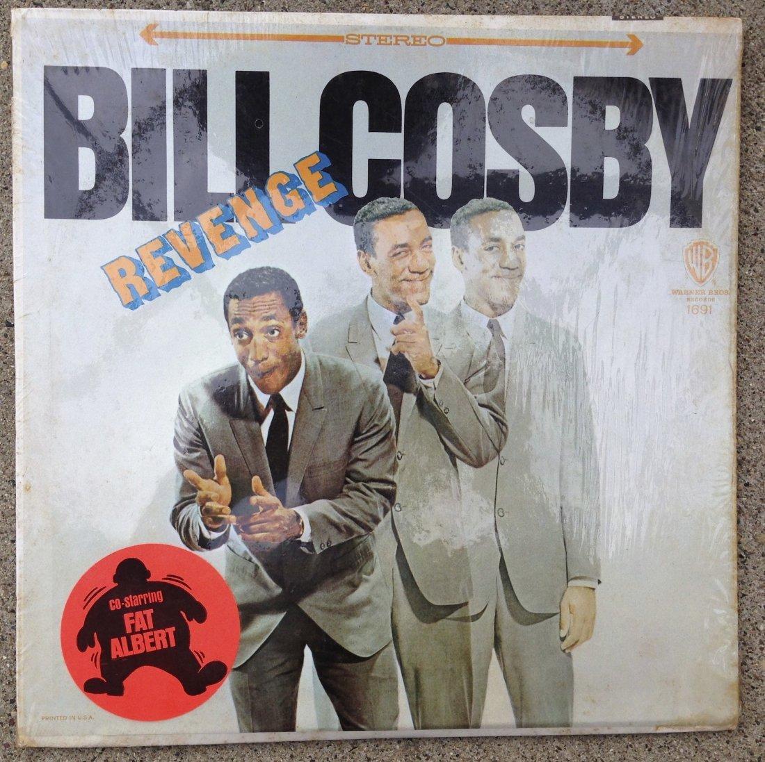 BILL COSBY - REVENGE album - Co-Starring FAT ALBERT