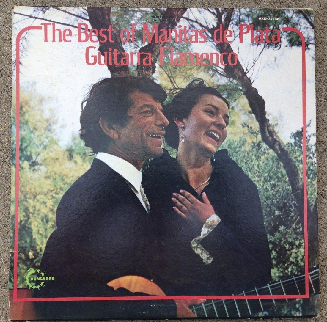 The Best Of Manitas De Plata - Guitarra Flamenco