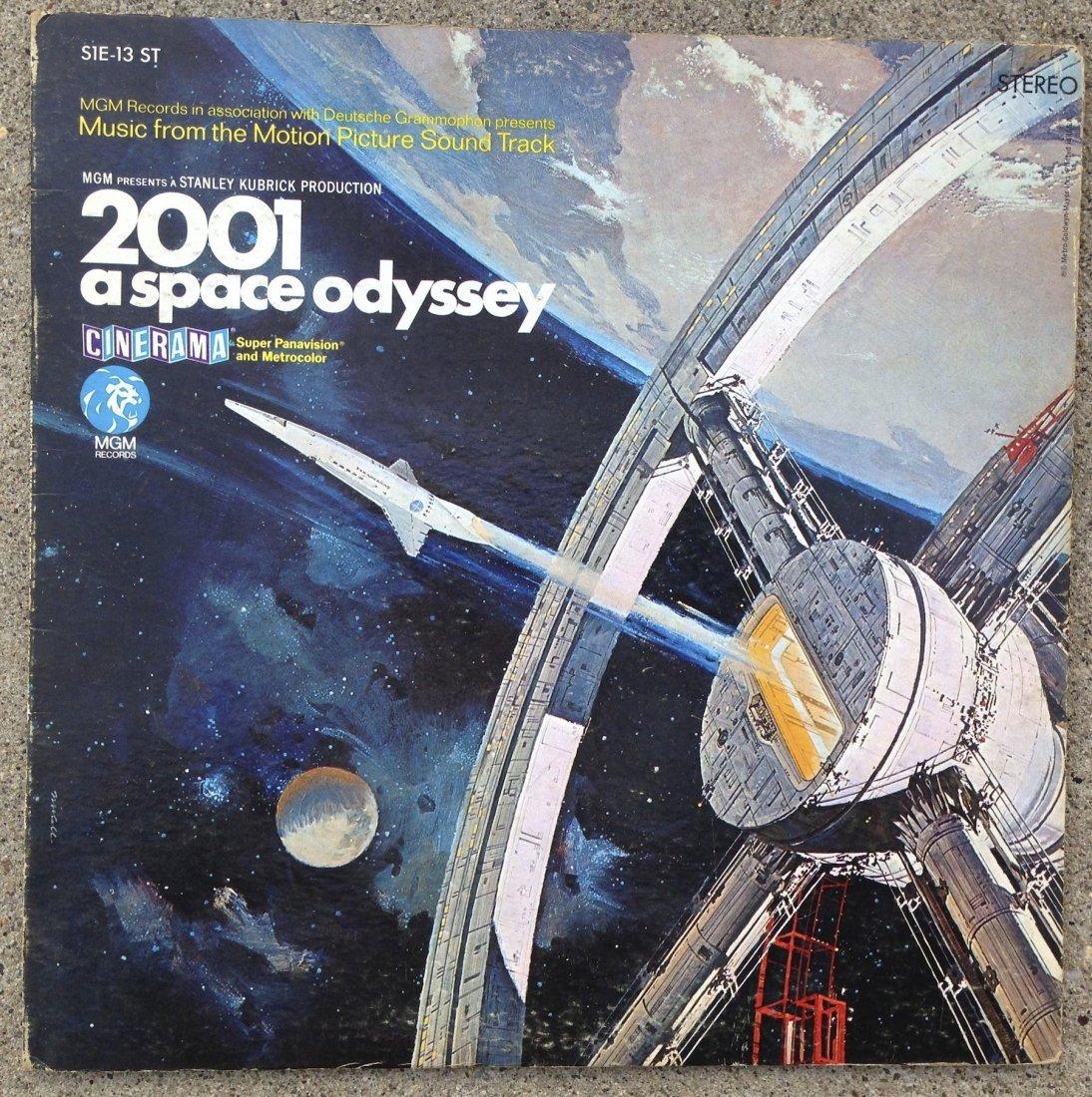 2001 a space odyssey soundtrack album
