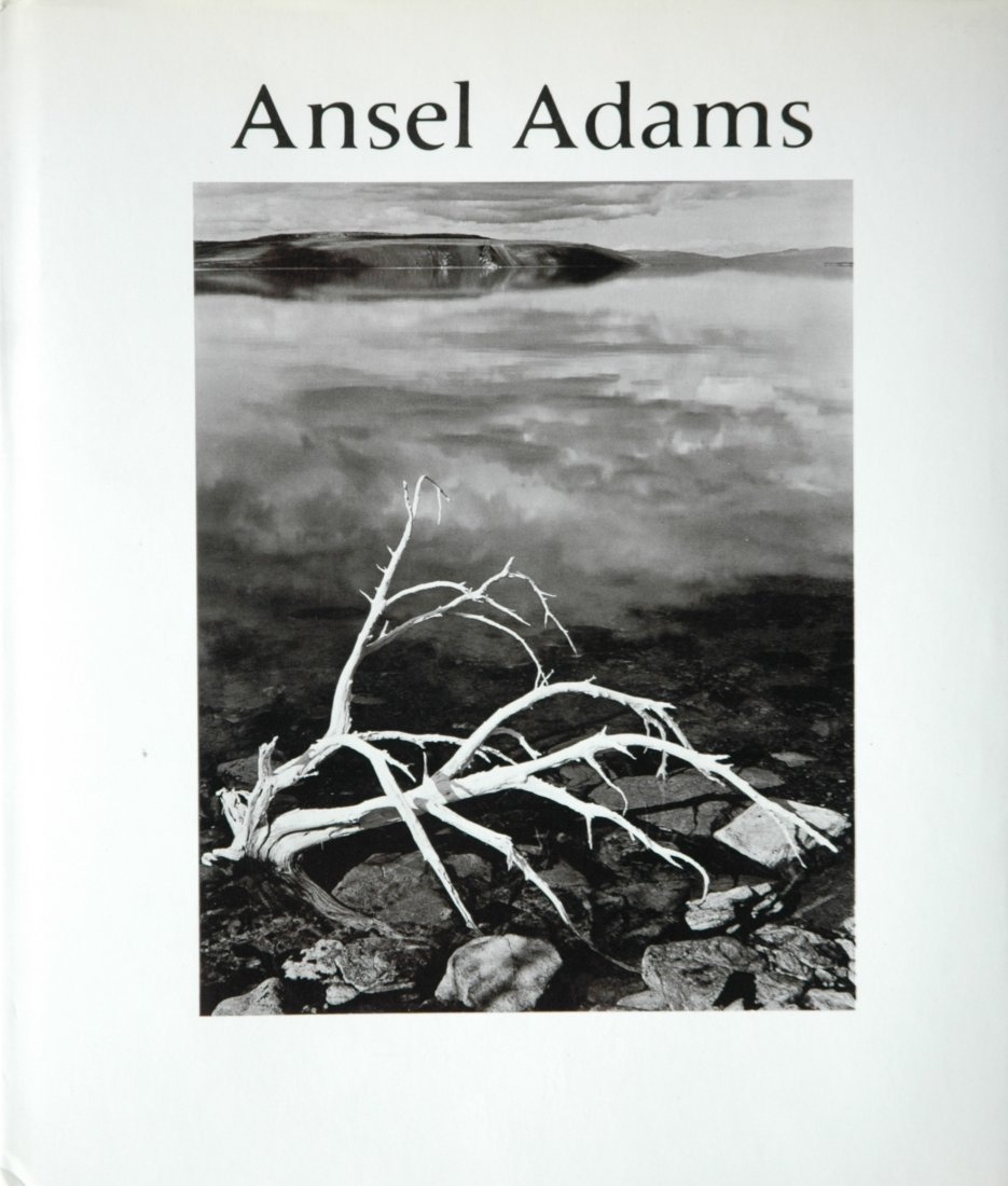 ADAMS, Ansel. Ansel Adams, Hastings-on-Hudson, 1972