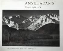 ADAMS, Ansel. Ansel Adams: Images, 1923-1974, 1974