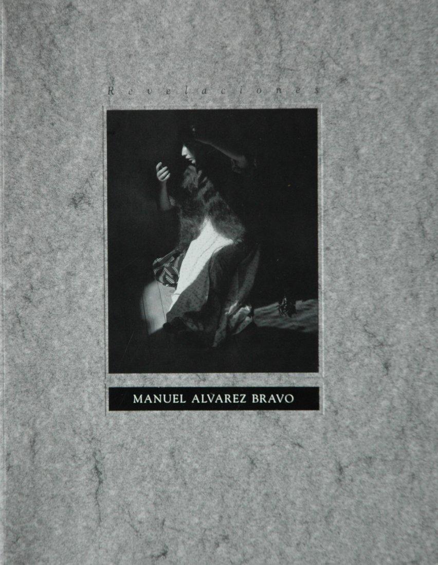 ALVAREZ BRAVO, Manuel.  Revelaciones: The Art of. -