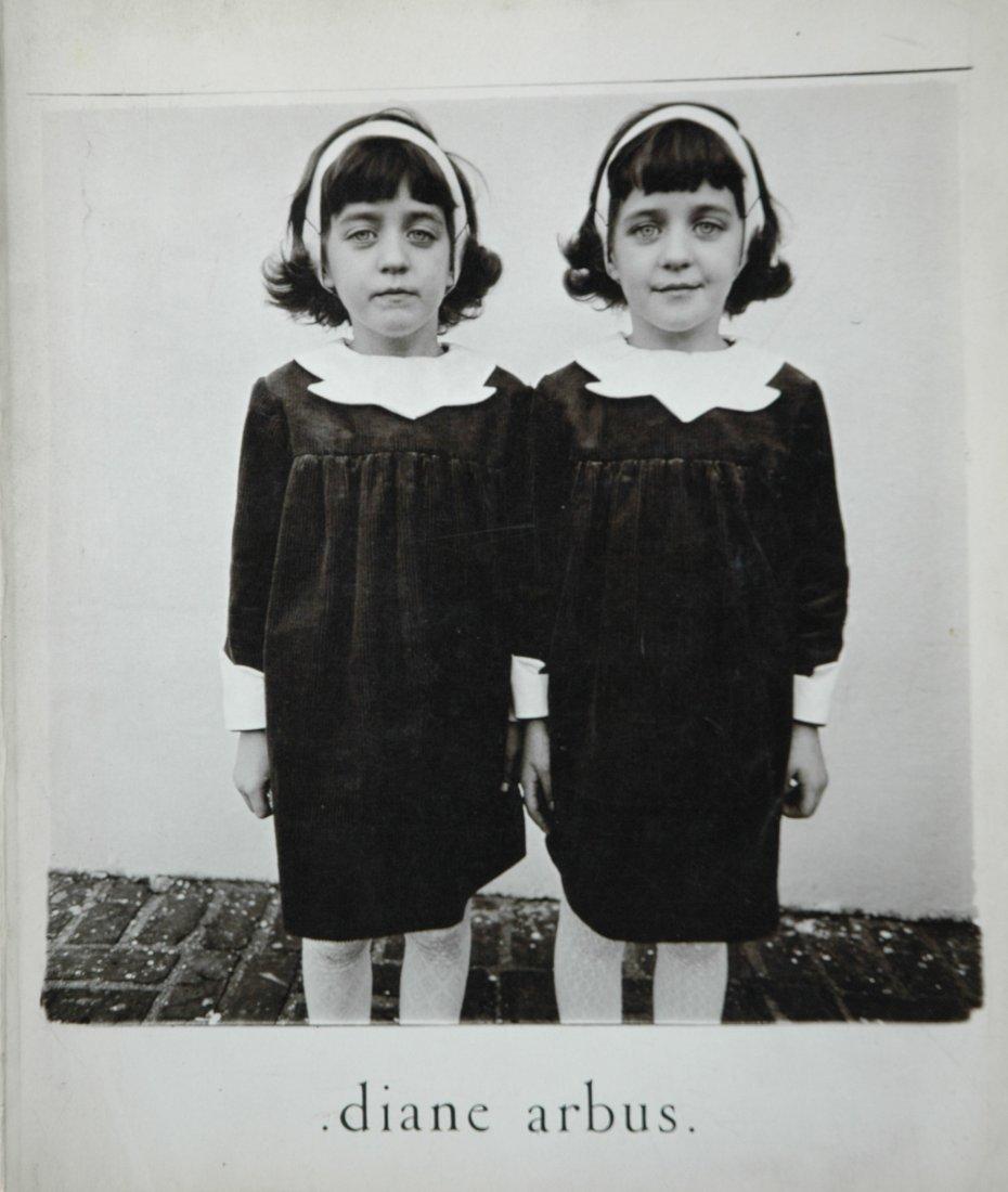 ARBUS, Diane. Diane Arbus, Millerton, New York: 1972